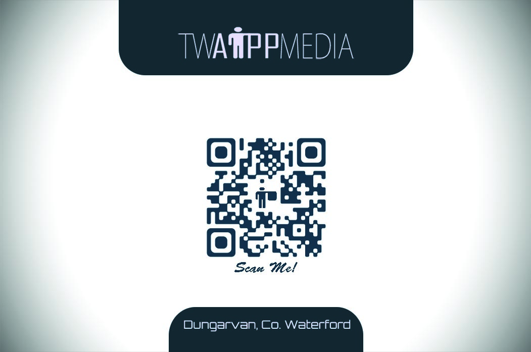 Graphic and logo design by twapp media based in waterford business card design back waterford colourmoves