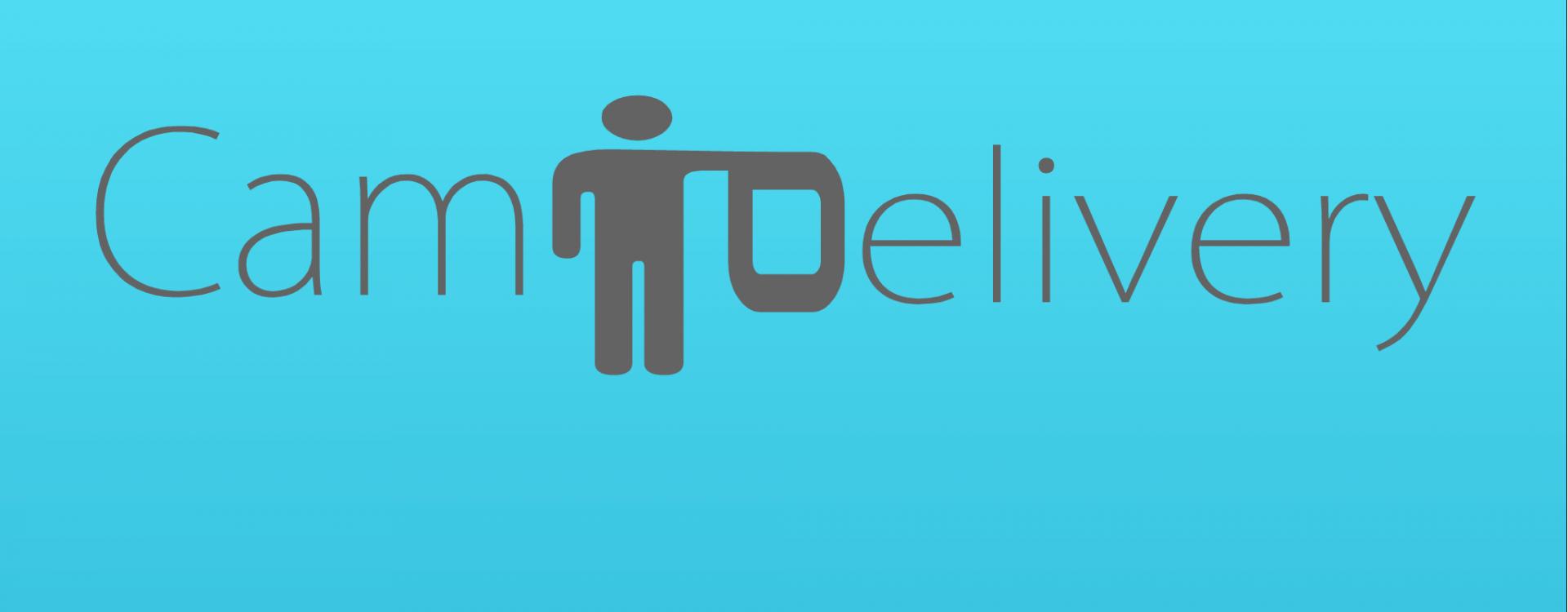 Delivery Service Website Customized Logo Design